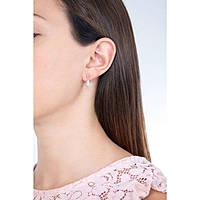 boucles d'oreille femme bijoux GioiaPura WOM01506TA