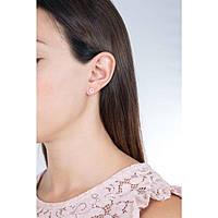 boucles d'oreille femme bijoux GioiaPura WOR0001GDL