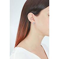 boucles d'oreille femme bijoux Guess Be My Valentine UBE83154