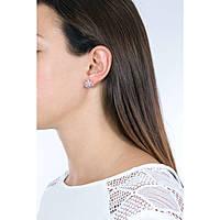 boucles d'oreille femme bijoux Guess Feelguess UBE83083