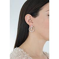 boucles d'oreille femme bijoux Guess Future Essential UBE84099