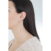 boucles d'oreille femme bijoux Guess Future Essential UBE84101