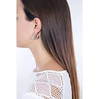 boucles d'oreille femme bijoux Guess Gisèle UBE83009