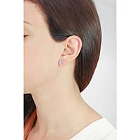 boucles d'oreille femme bijoux Guess Gisèle UBE83015
