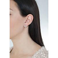 boucles d'oreille femme bijoux Guess Grace UBE84021