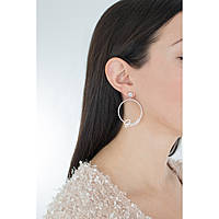 boucles d'oreille femme bijoux Guess Hoops I Did It Again UBE84041
