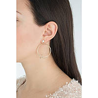 boucles d'oreille femme bijoux Guess Hoops I Did It Again UBE84042