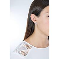 boucles d'oreille femme bijoux Guess Lovers UBE83119