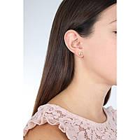 boucles d'oreille femme bijoux Guess Miami UBE83048