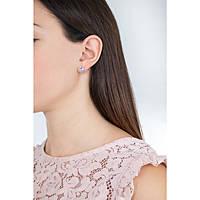boucles d'oreille femme bijoux Guess Miami UBE83050