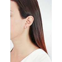 boucles d'oreille femme bijoux Guess Shape UBE61088