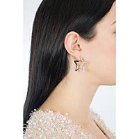 boucles d'oreille femme bijoux Guess Starlicious UBE84015