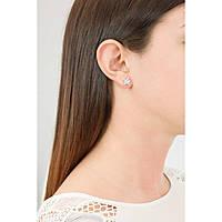boucles d'oreille femme bijoux Guess UBE82007