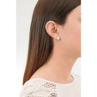 boucles d'oreille femme bijoux Guess UBE82039