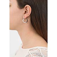 boucles d'oreille femme bijoux Guess UBE82045