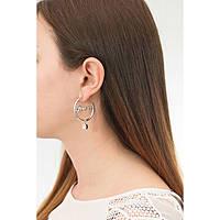 boucles d'oreille femme bijoux Guess UBE82081