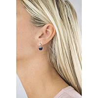 boucles d'oreille femme bijoux Hip Hop Bon Bon HJ0234