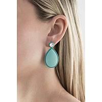 boucles d'oreille femme bijoux Hip Hop Chandelier HJ0270