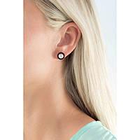boucles d'oreille femme bijoux Hip Hop Little Star HJ0037