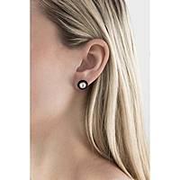 boucles d'oreille femme bijoux Hip Hop Little Star HJ0038