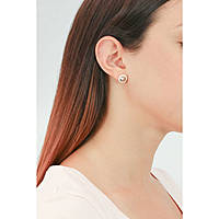 boucles d'oreille femme bijoux Hip Hop Little Star HJ0288