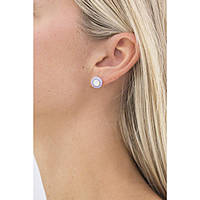 boucles d'oreille femme bijoux Hip Hop Little Star HJ0290