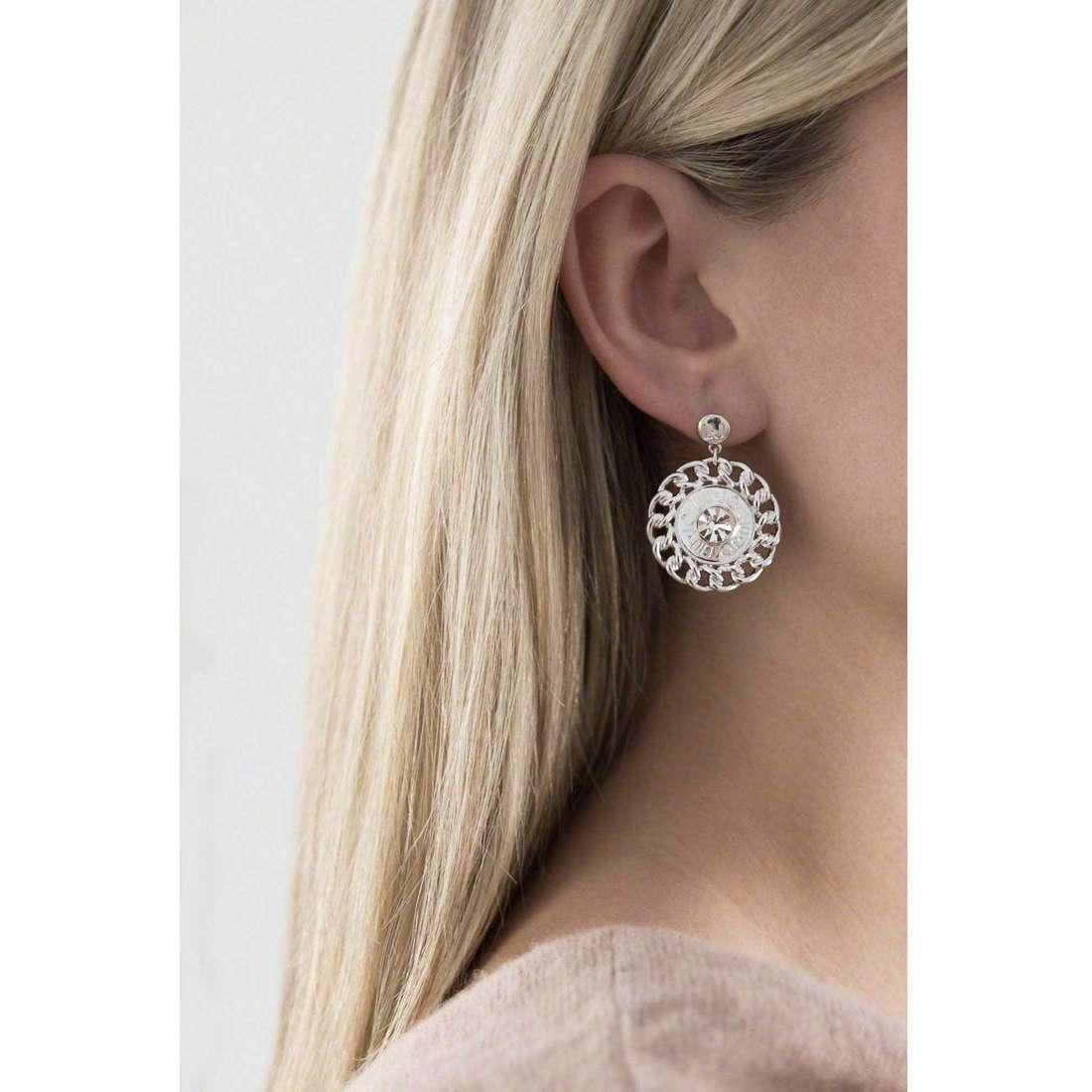 Liujo boucles d'oreille Dolceamara femme LJ898 indosso