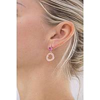 boucles d'oreille femme bijoux Liujo Illumina LJ969