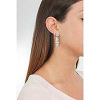 boucles d'oreille femme bijoux Liujo Illumina LJ988