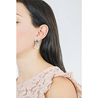 boucles d'oreille femme bijoux Liujo LJ1036