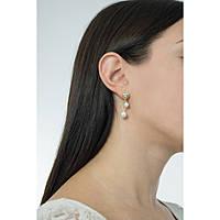 boucles d'oreille femme bijoux Luca Barra Be Happy OK878