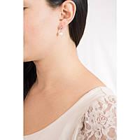 boucles d'oreille femme bijoux Luca Barra Be Happy OK882
