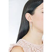 boucles d'oreille femme bijoux Luca Barra Be Happy OK888