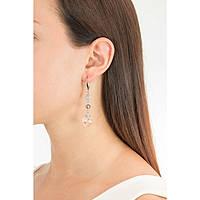 boucles d'oreille femme bijoux Luca Barra LBOK333