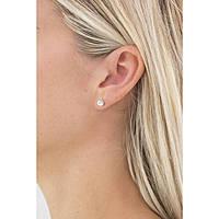 boucles d'oreille femme bijoux Luca Barra LBOK566