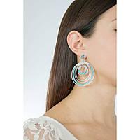 boucles d'oreille femme bijoux Luca Barra LBOK591
