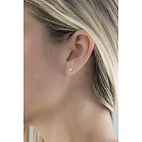 boucles d'oreille femme bijoux Luca Barra LBOK629
