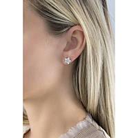 boucles d'oreille femme bijoux Luca Barra LBOK655