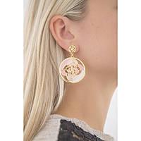 boucles d'oreille femme bijoux Luca Barra LBOK686