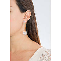 boucles d'oreille femme bijoux Luca Barra Love Is LBOK843
