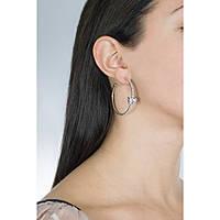 boucles d'oreille femme bijoux Luca Barra Pretty Moment LBOK862