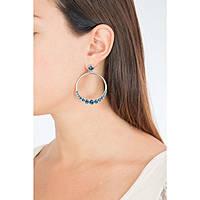 boucles d'oreille femme bijoux Luca Barra Thelma LBOK738