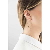 boucles d'oreille femme bijoux Marlù Clover 18OR020R