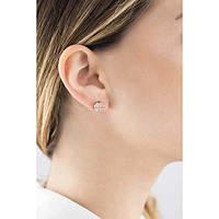 boucles d'oreille femme bijoux Marlù Clover 18OR021R