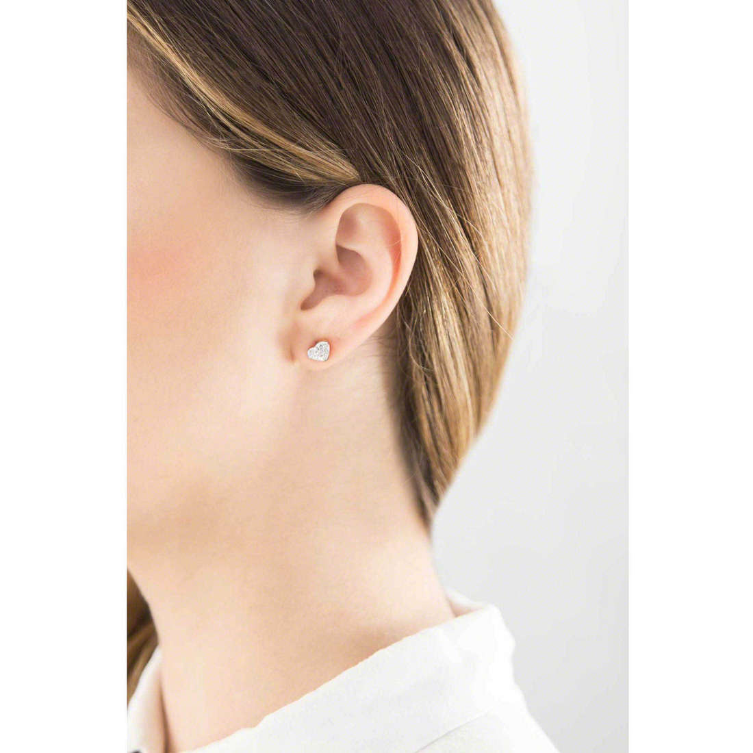 Marlù boucles d'oreille My World femme 18OR004R indosso