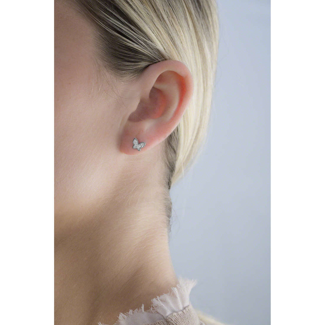 Marlù boucles d'oreille Time To femme 18OR028 indosso