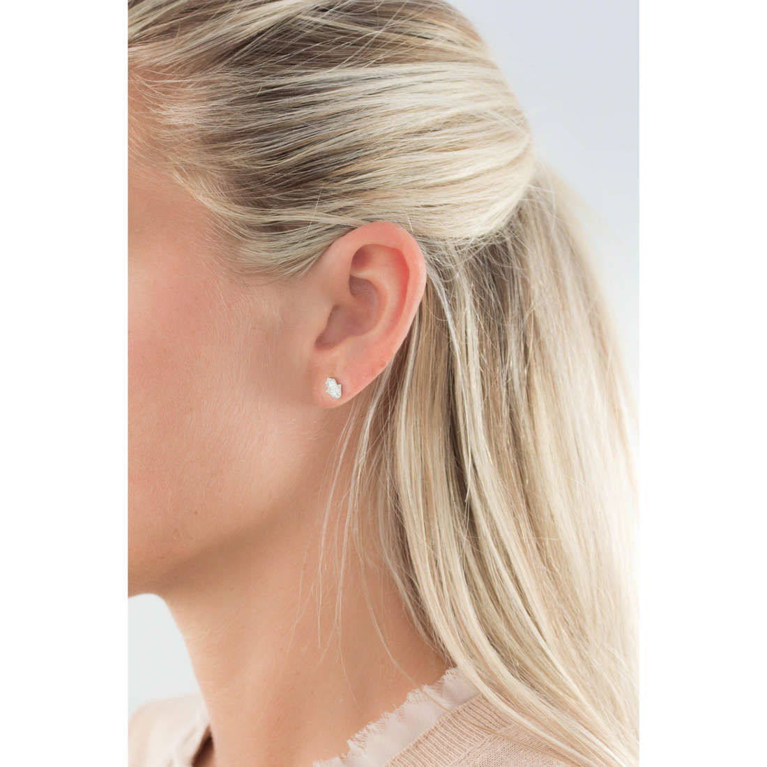 Marlù boucles d'oreille Time To femme 18OR029 indosso