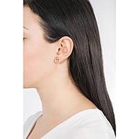 boucles d'oreille femme bijoux Michael Kors Logo MKJ7023791