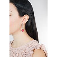 boucles d'oreille femme bijoux Morellato Boule SALY19