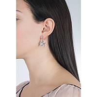 boucles d'oreille femme bijoux Morellato Cosmo SAKI11